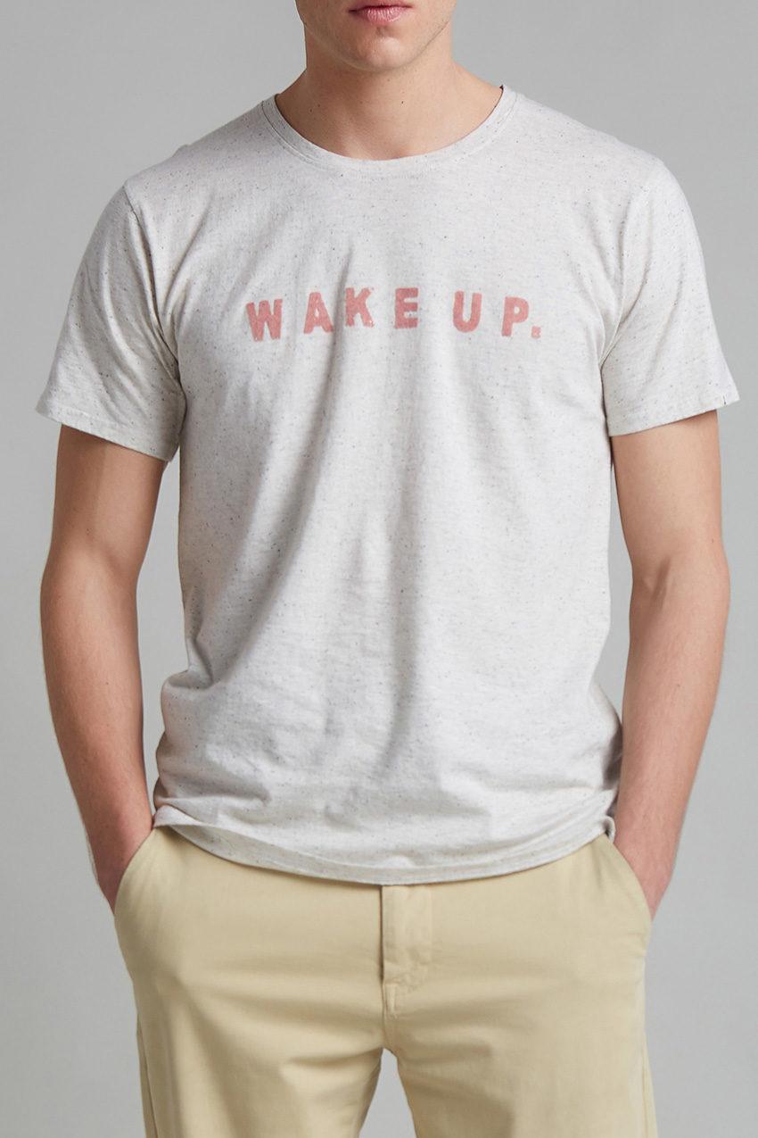 Camiseta Wake Up 02