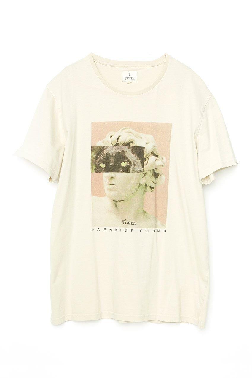 Camiseta-Wild-Tiwel-Cashew