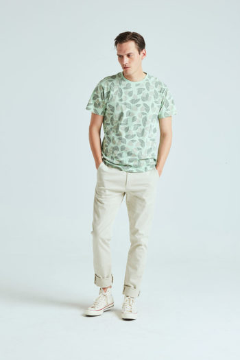 Camiseta Wind Tiwel pastel green 03