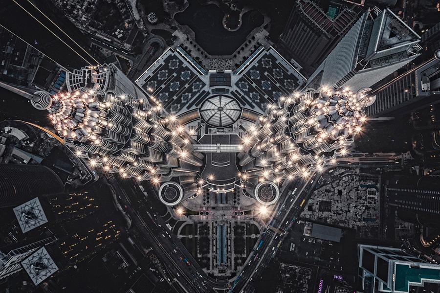 Categoria Urbana drone