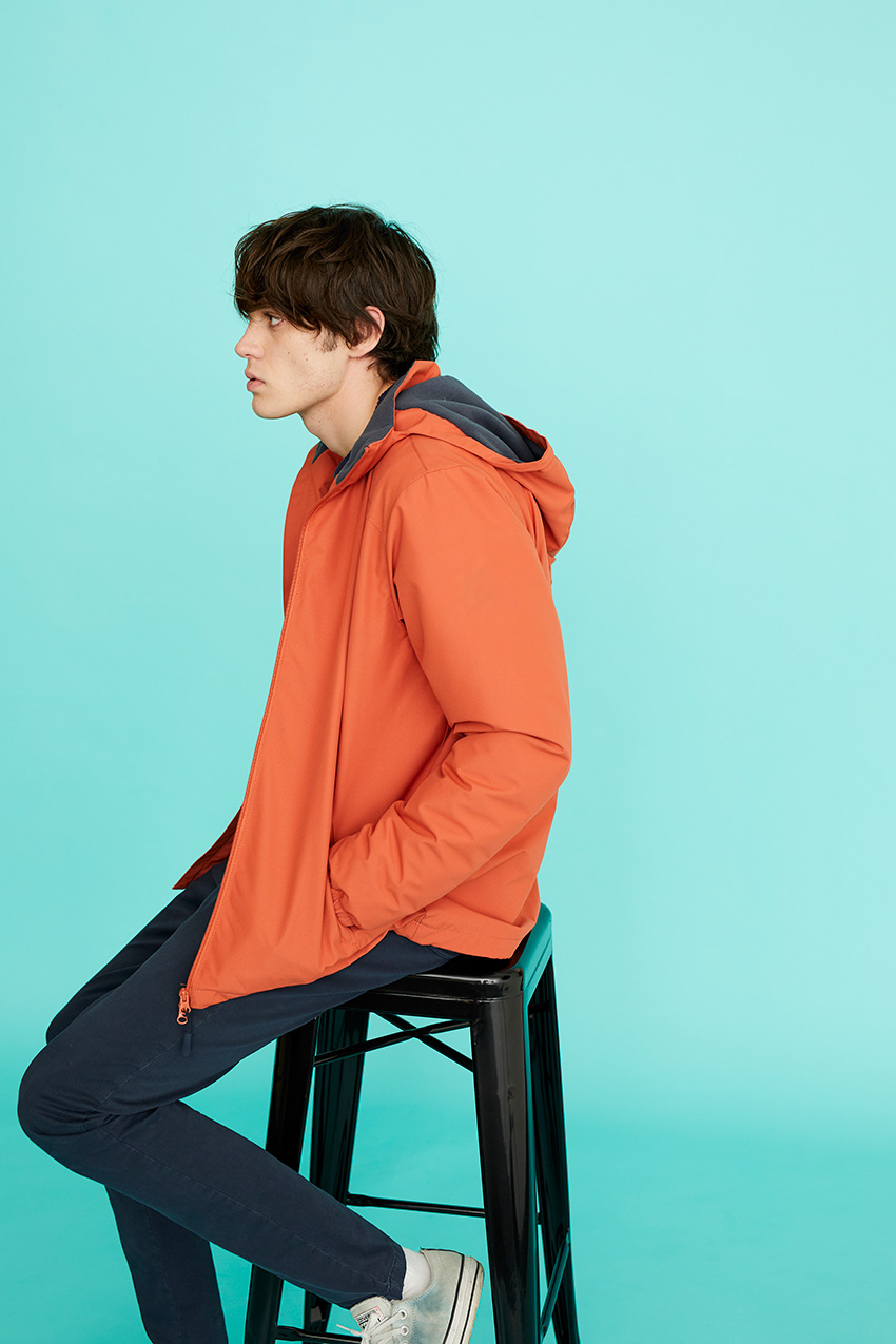 Beloc Jacket Mango 01