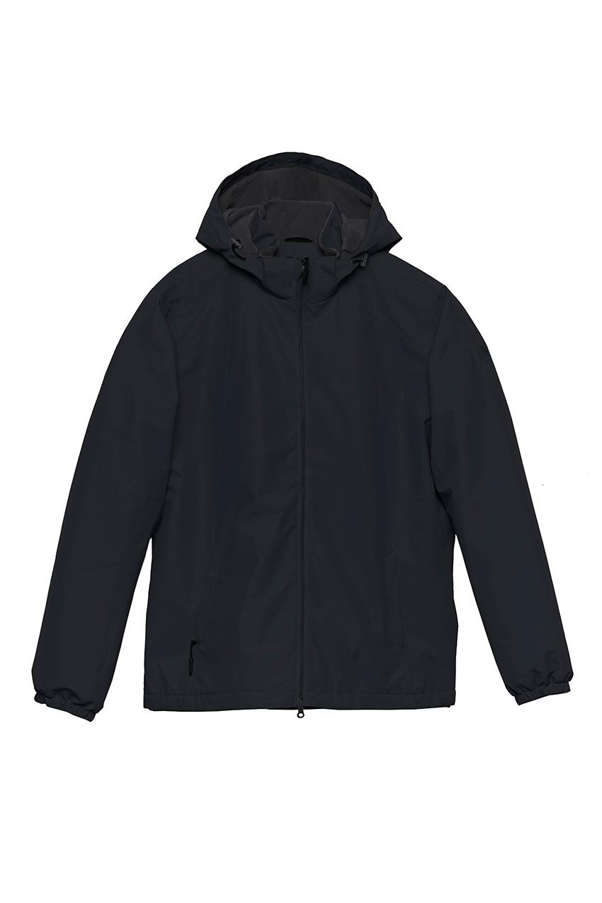 Beloc Jacket Faded Black 01