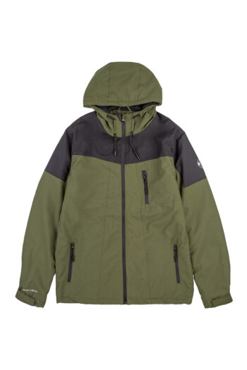 Trekk Jacket Ivy Green 01