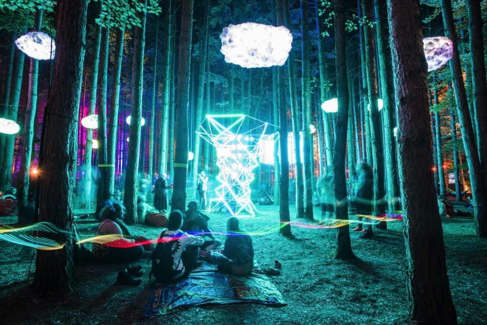 Electric forest twitter