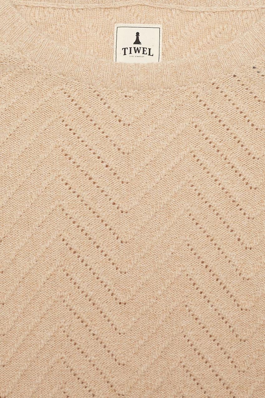 Jersey Austria Sand Melange 02