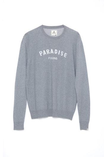 Jersey Paraiso Grey Melange