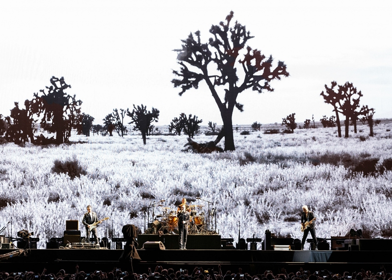 Joshua Tree U2 Tour
