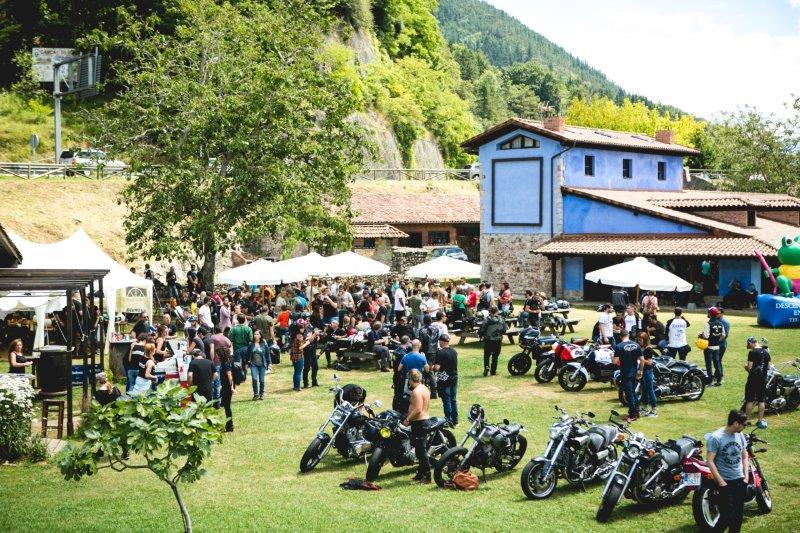 Motor beach festival