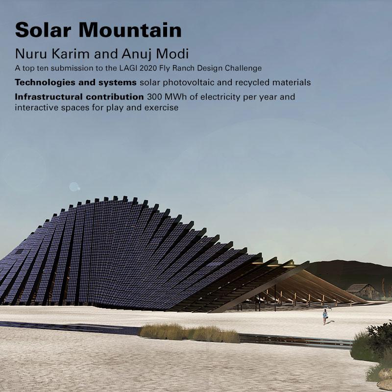 Nudes Solar Mountain energy