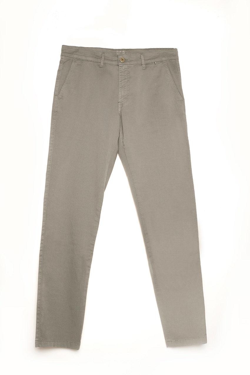 Pantalon Nara Light Khaki Delante