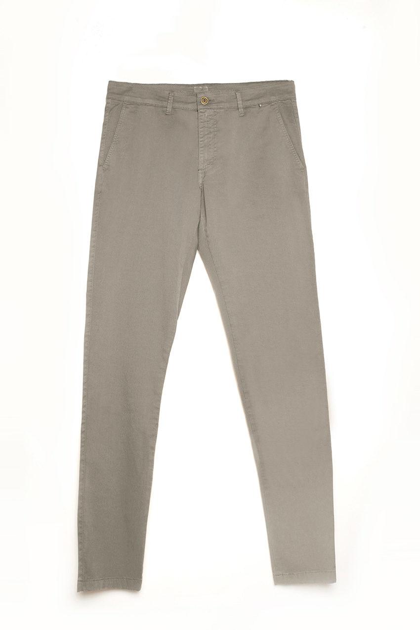Pantalon Tatay Light Khaki Delante