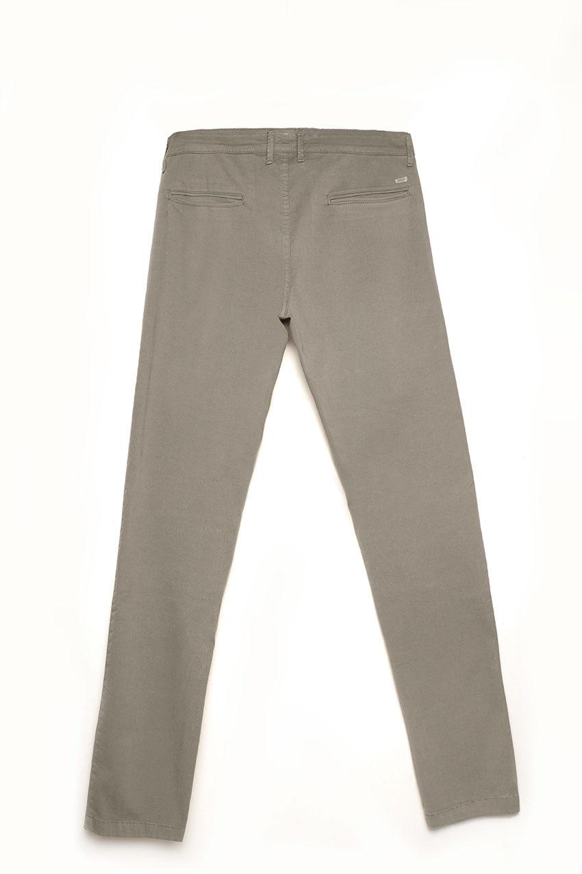Pantalon Tatay Light Khaki Detras