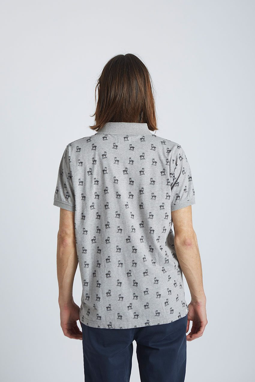 Gazelle-Poloshirt-Tiwel-Light-Grey-Melange-05