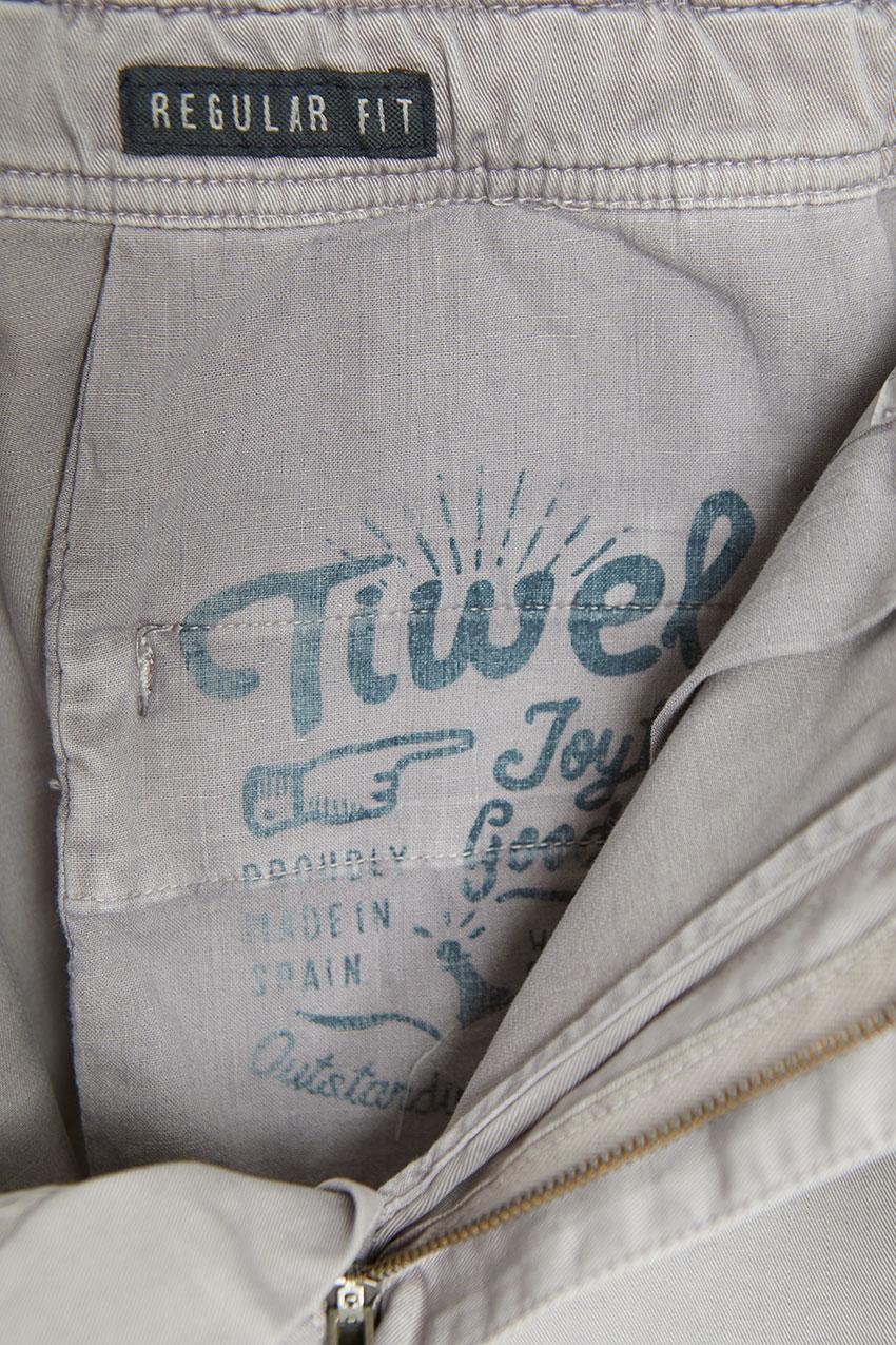 Short Sas Tiwel glaciar grey 04