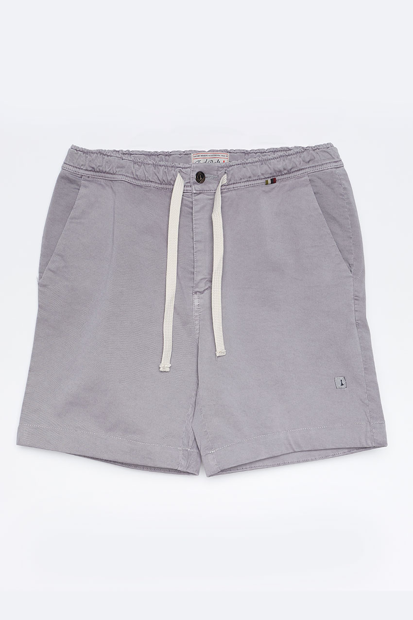 Short Sas Tiwel glaciar grey delantera