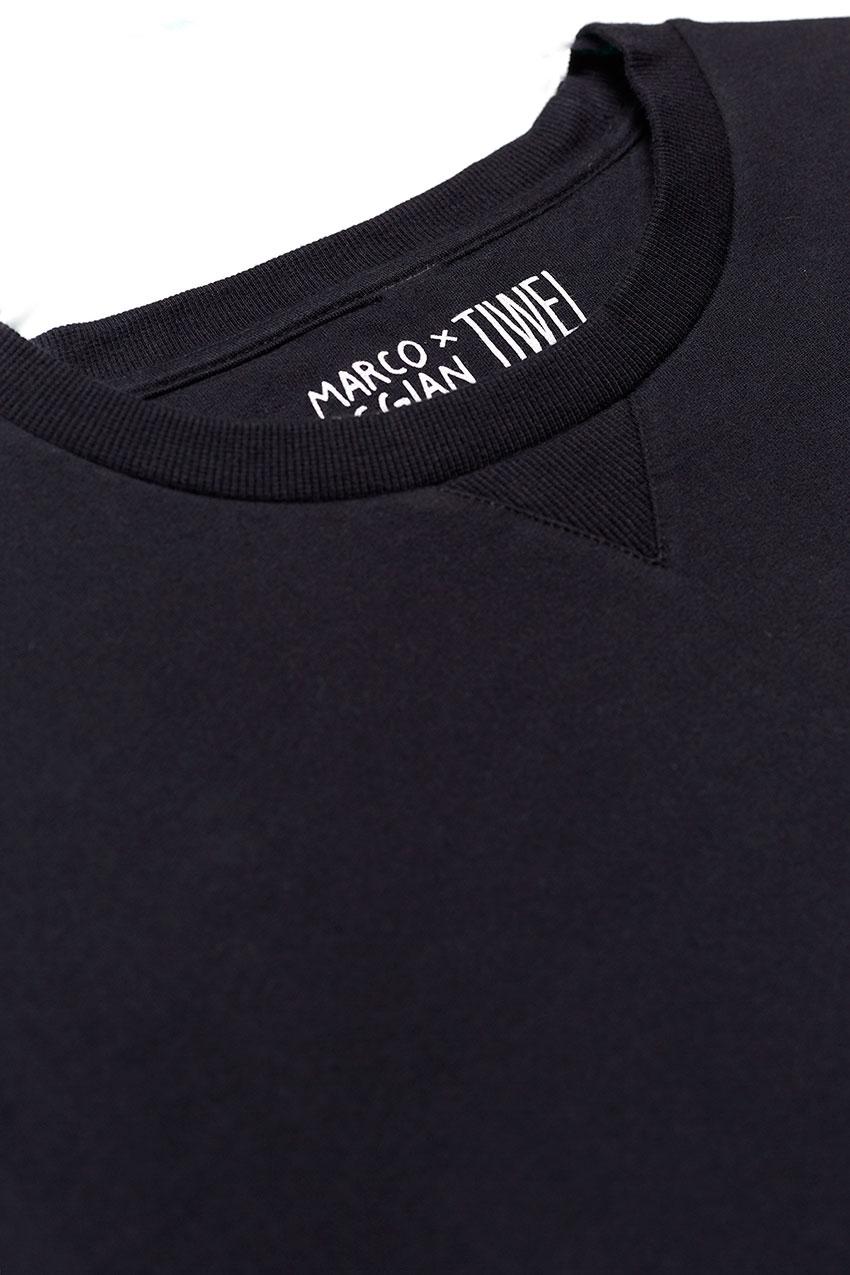 Black Car Sweatshirt Oggian 03