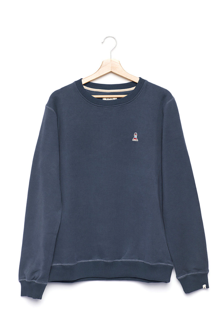 Sudadera Bonor Dark Navy