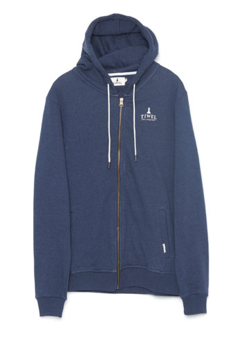 Brighton Sweatshirt Fark Navy Delante