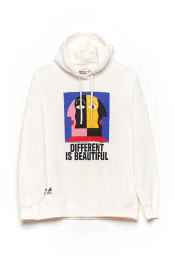 Sweatshirt Different Oggian Off White 01
