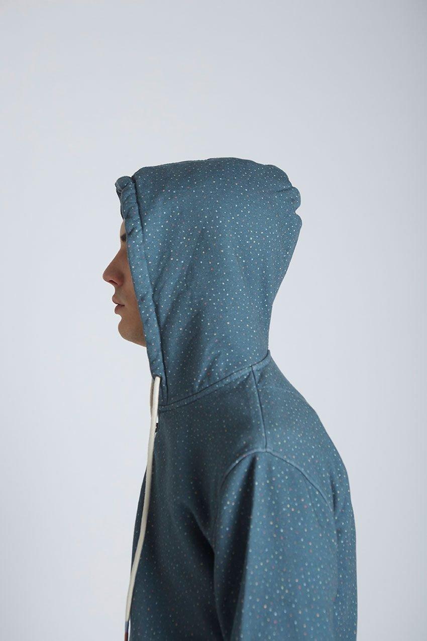 Jack Sweatshirt Tiwel Dark Graphite Melange 04