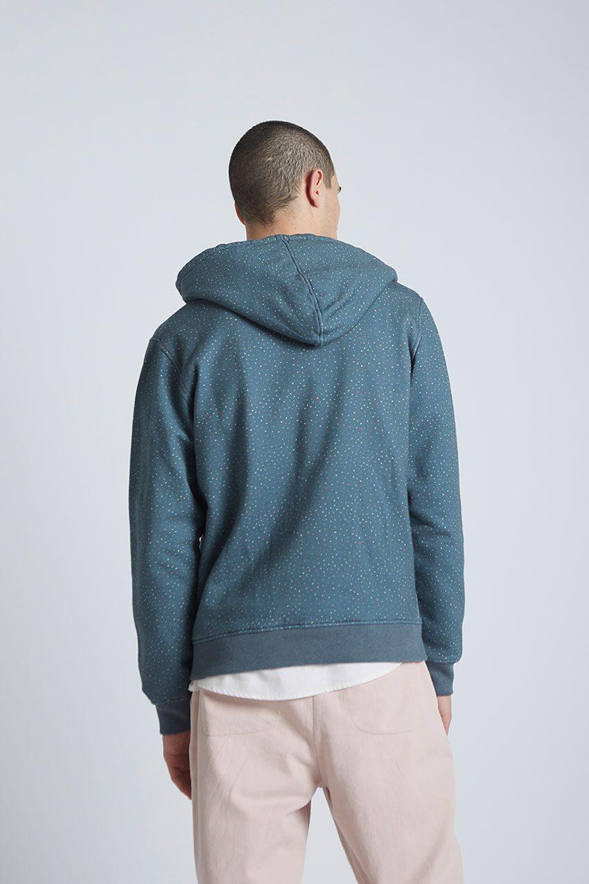 Jack Sweatshirt Tiwel Dark Graphite Melange 08