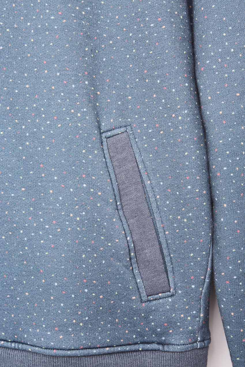 Jack Sweatshirt Tiwel Dark Graphite Melange 09