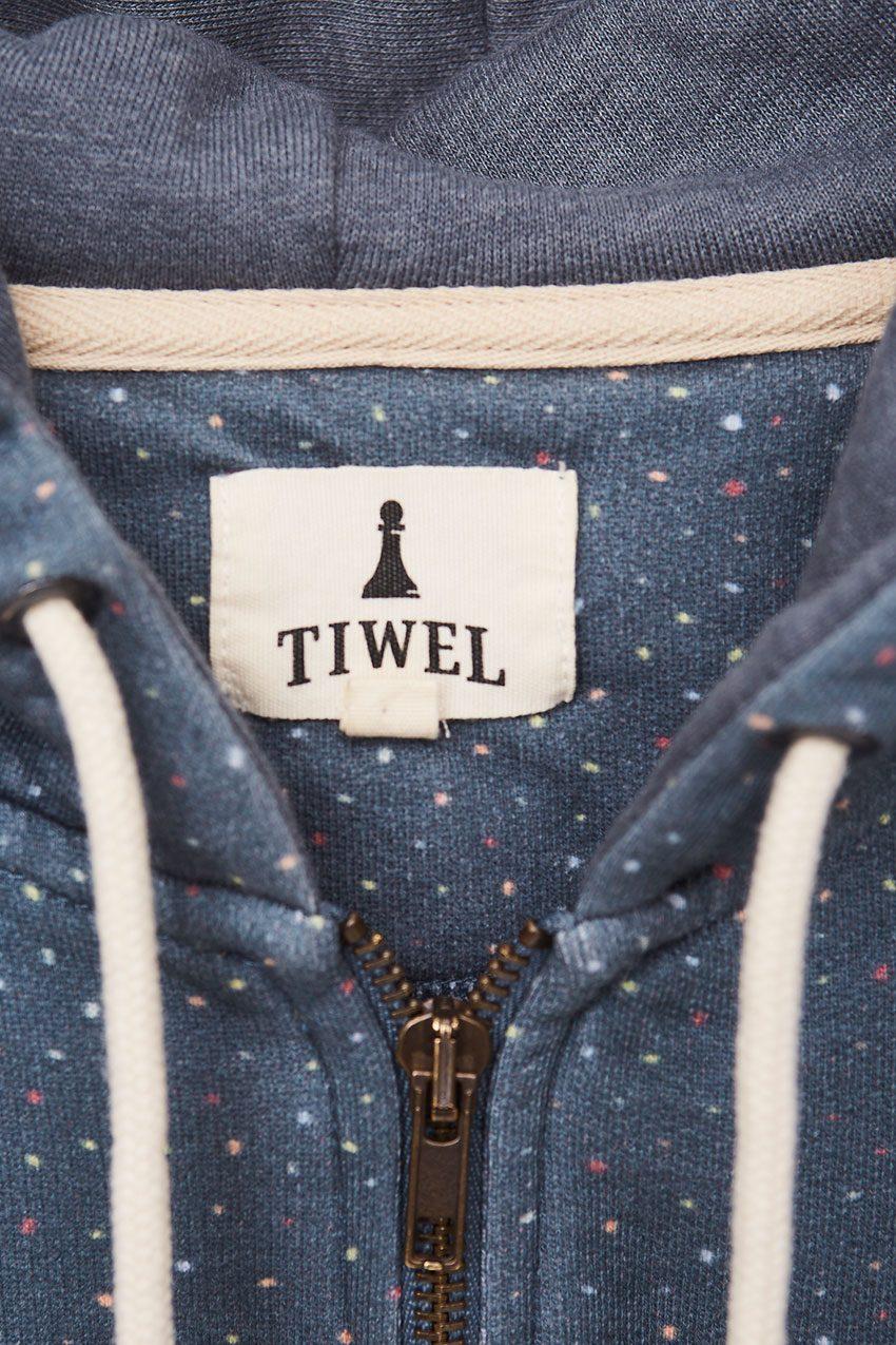 Jack Sweatshirt Tiwel Dark Graphite Melange 10
