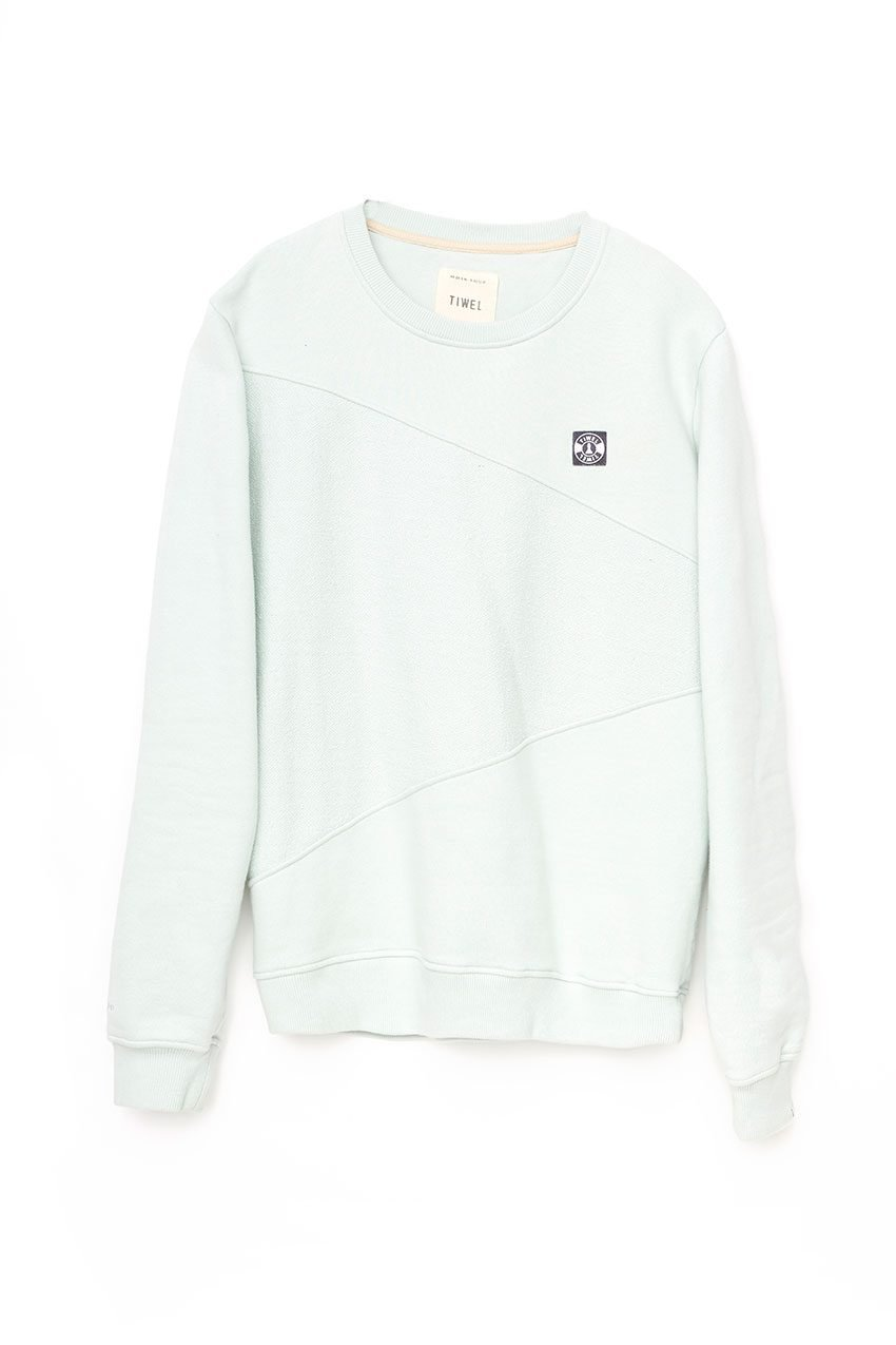 Luisiana-Sweatshirt-Tiwel-Green-Lily