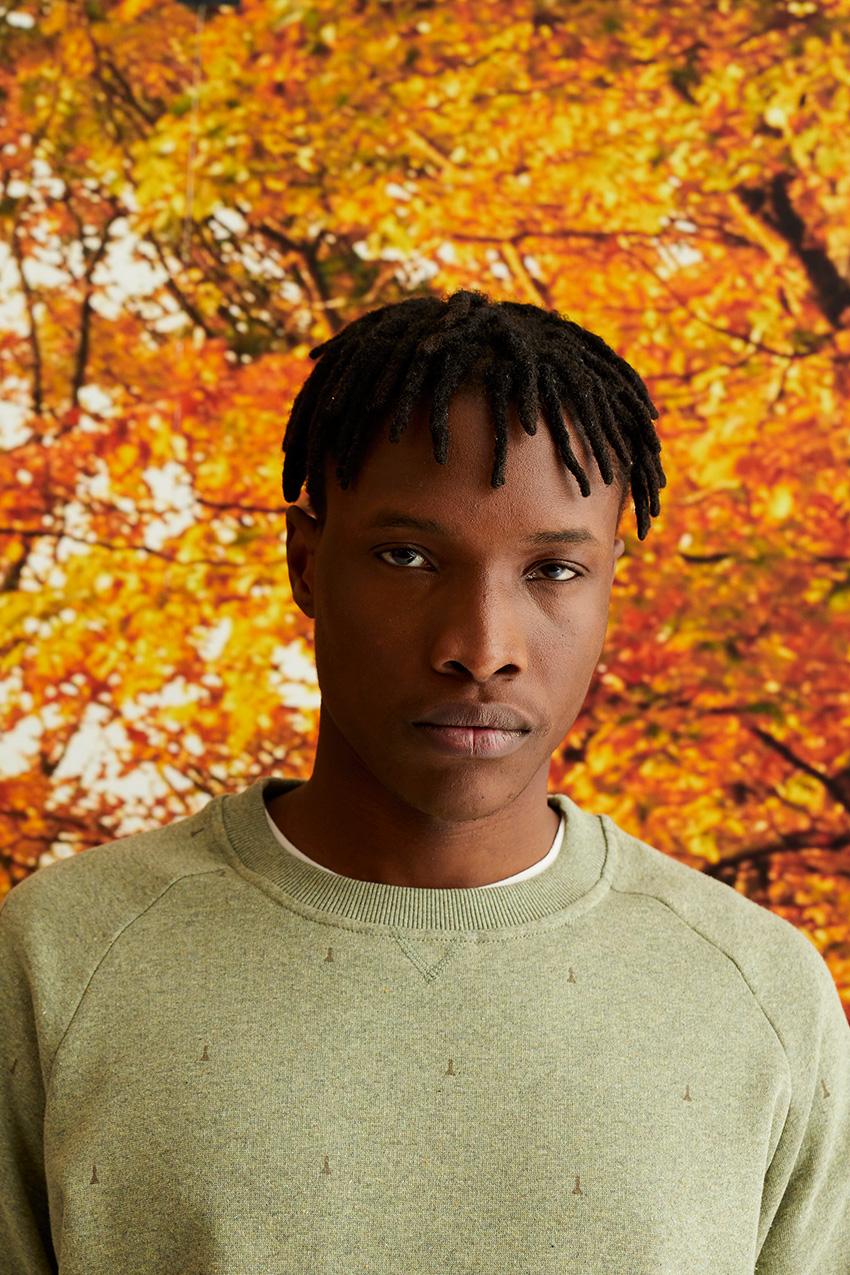 Peones Sweatshirt Ivy Green 05