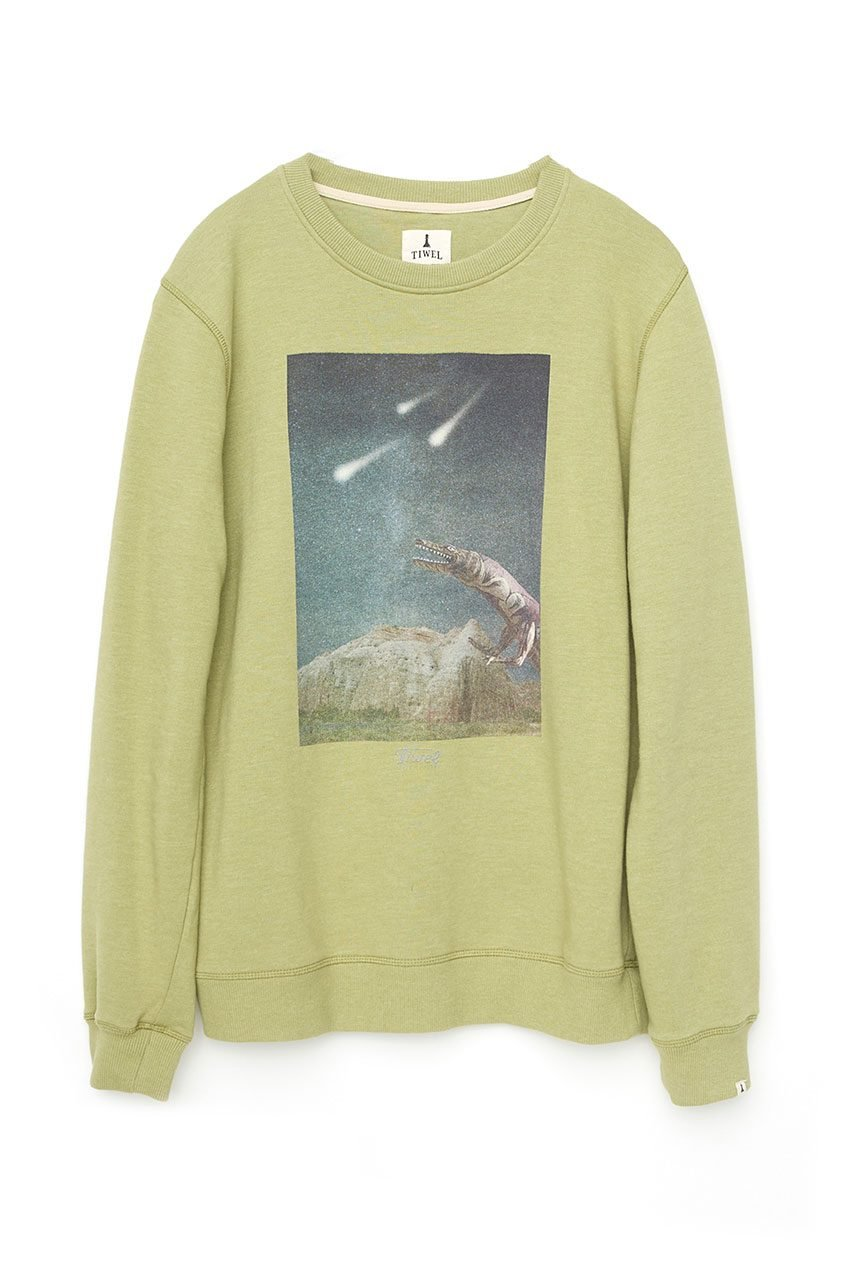 Sudadera-Space-Tiwel-Oil-Green-Melange