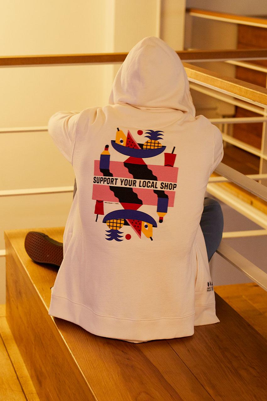 Support Sweatshirt Oggian 07