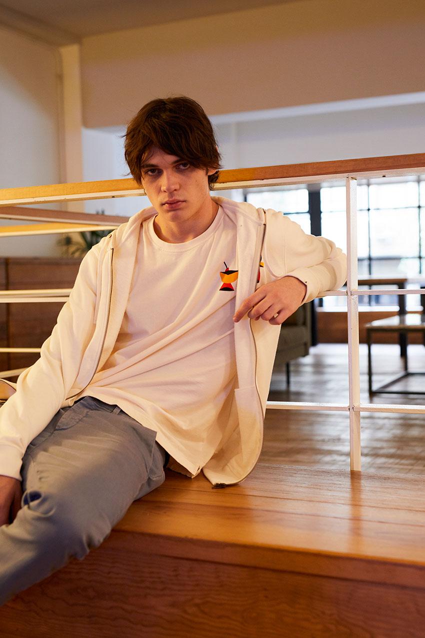 Support Sweatshirt Oggian 08