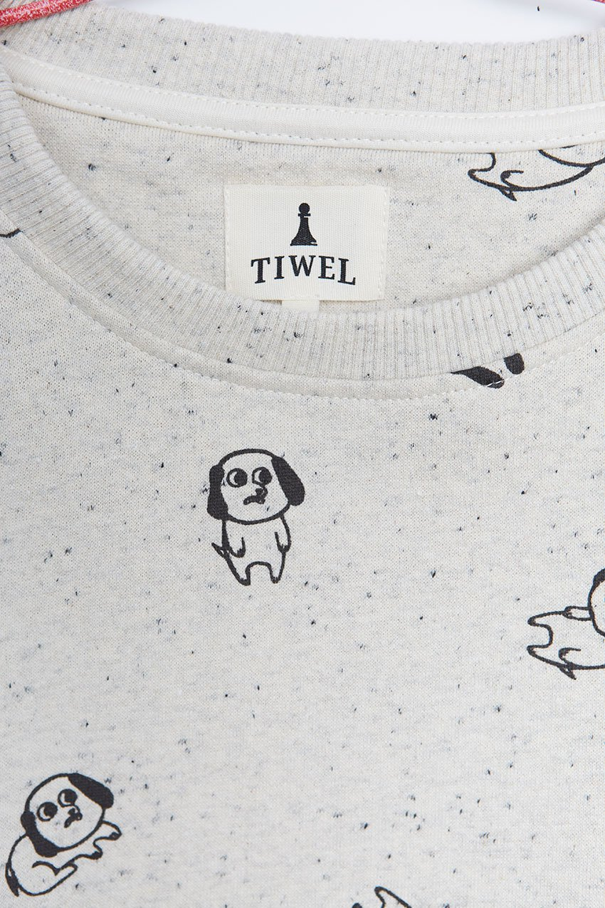 Sudadera Tristan Tiwel swan white nepp 03