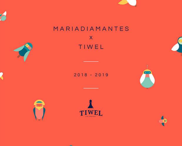 TIWEL MARIADIAMANTES ARTWORK