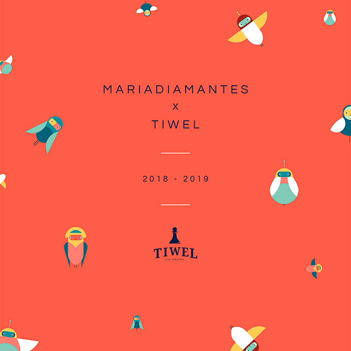 TIWEL MARIADIAMANTES ARTWORK