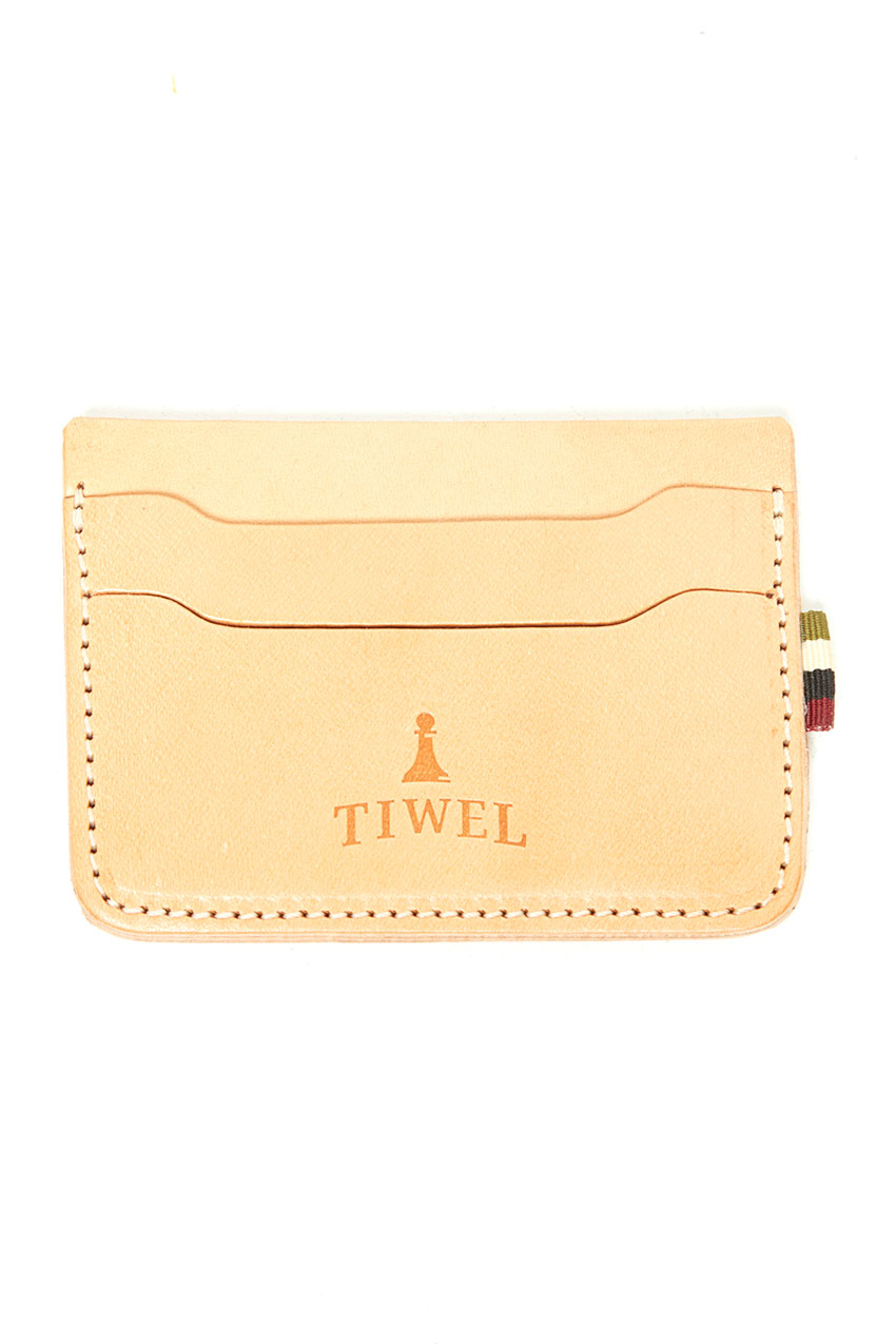 Tarjetero Vibe Tiwel Tan 01