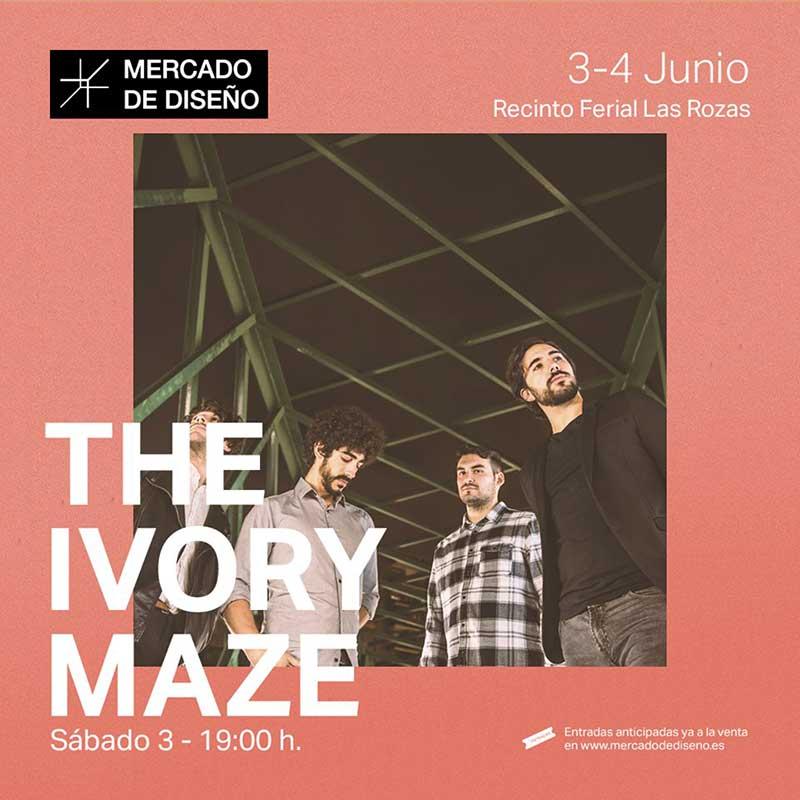 The Ivory Maze Las Rozas concierto