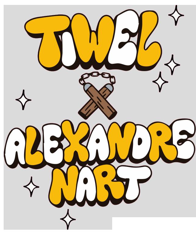 Tiwel x Alexandre Nart