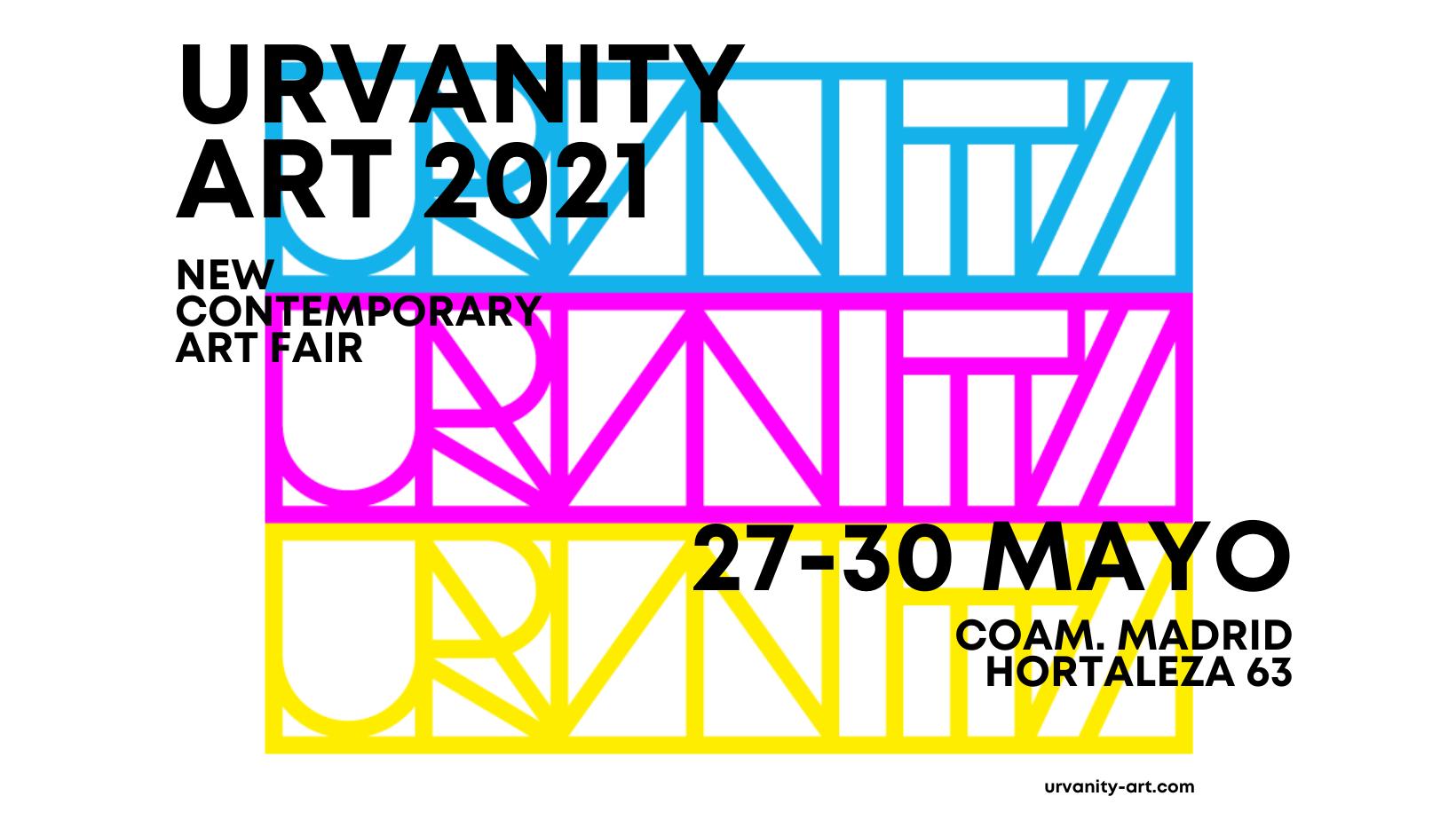 Urvanity Art 2021 Madrid