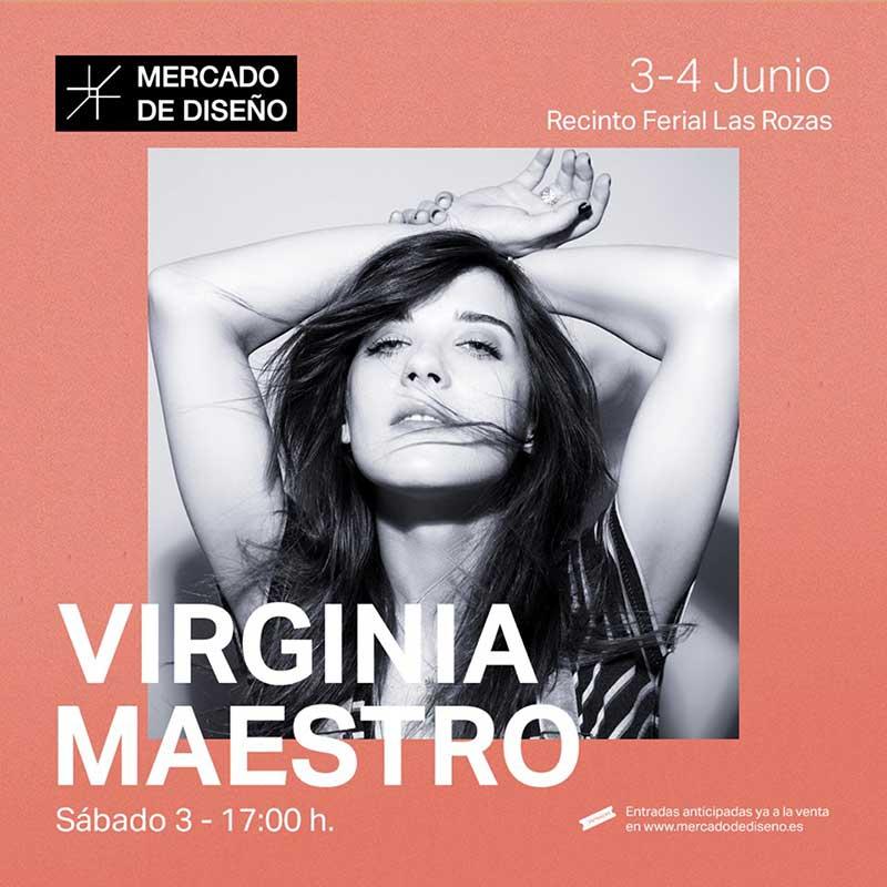 Virginia Maestro Las Rozas concierto