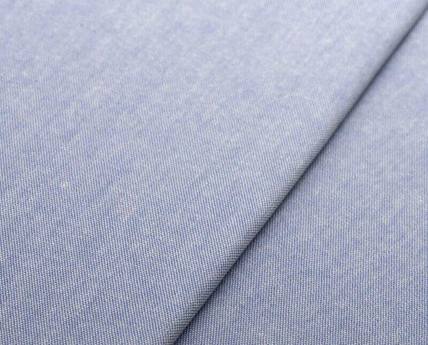 algodón oxford fibra