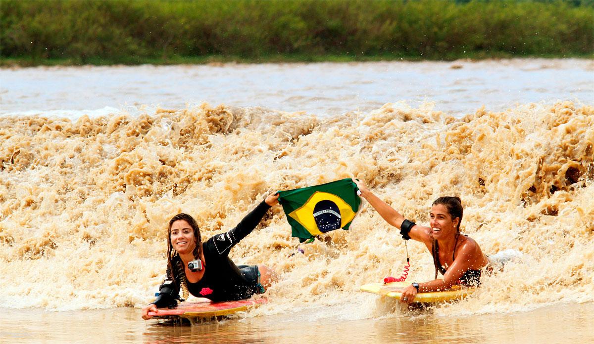 brasil ola amazonas