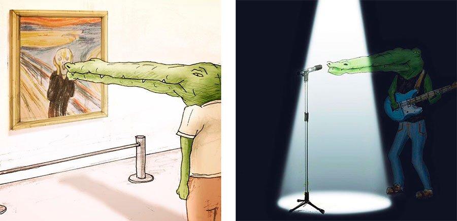 cocodrilo-Keigo-japones-ilustracion-humor-dibujo-18