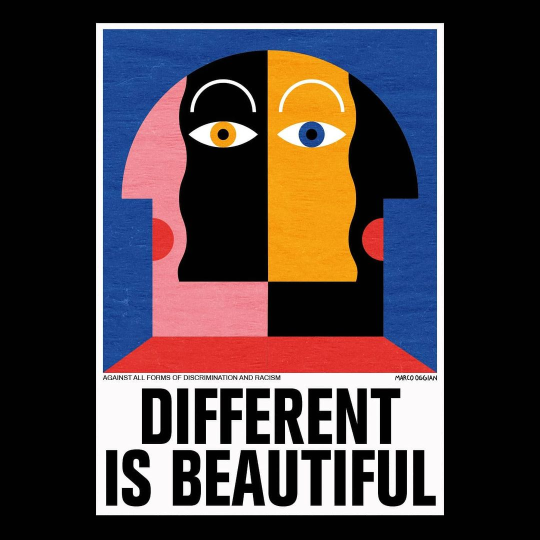 different is beautiful marco oggian