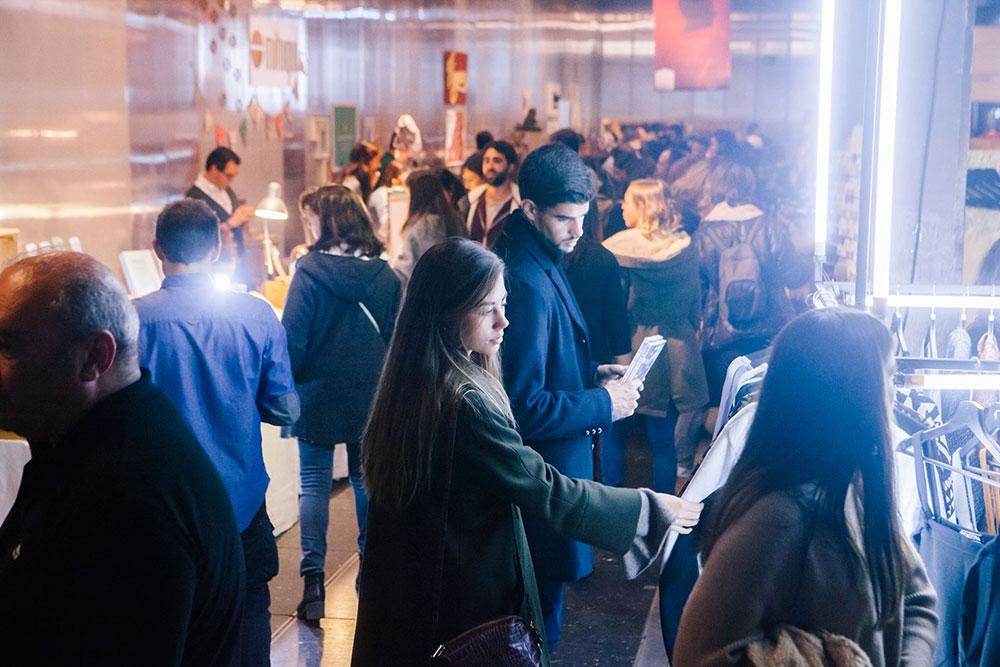 mercado diseno circulo bellas artes madrid diciembre