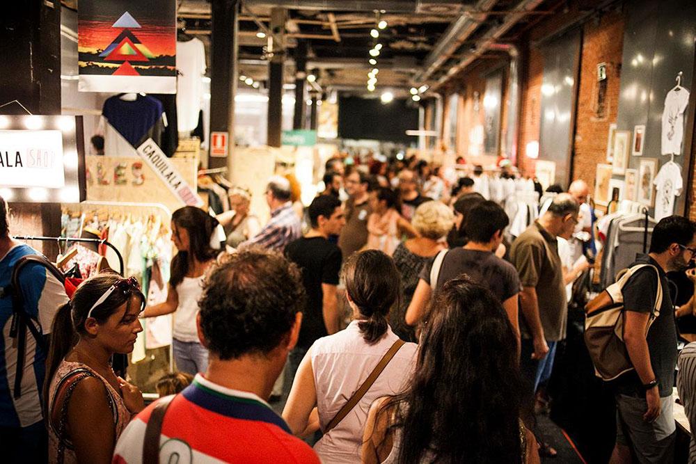 mercado diseno market madrid diciembre