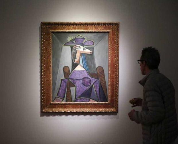 obras arte contemporaneo subasta caras