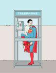 Superman cómic ilustrador español