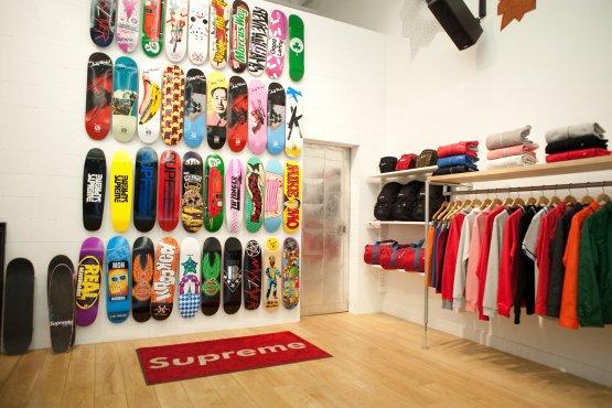 supreme tienda
