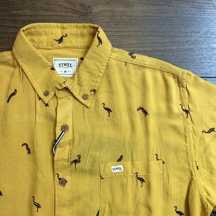 tiwel camisa paradise kortajarena greenpeace